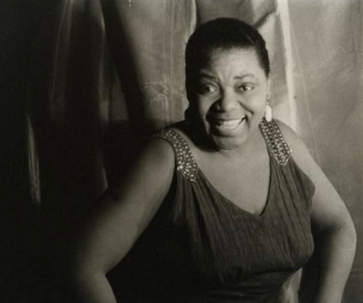 richard morgan bessie smith