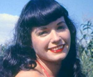 Bettie Page Biography Childhood Life Achievements