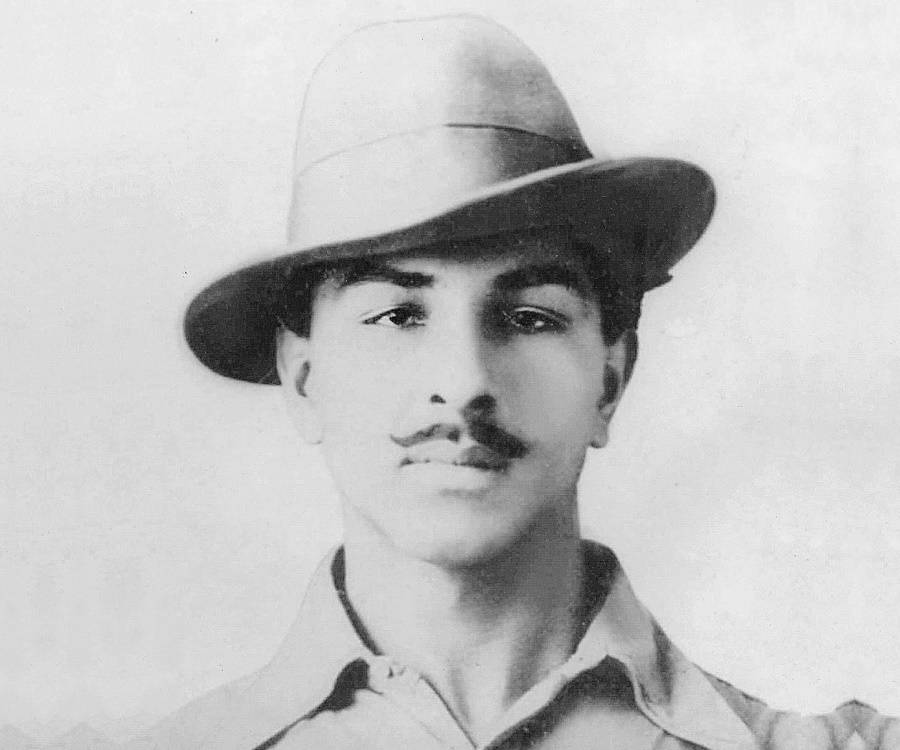 short essay on bhagat singh in punjabi