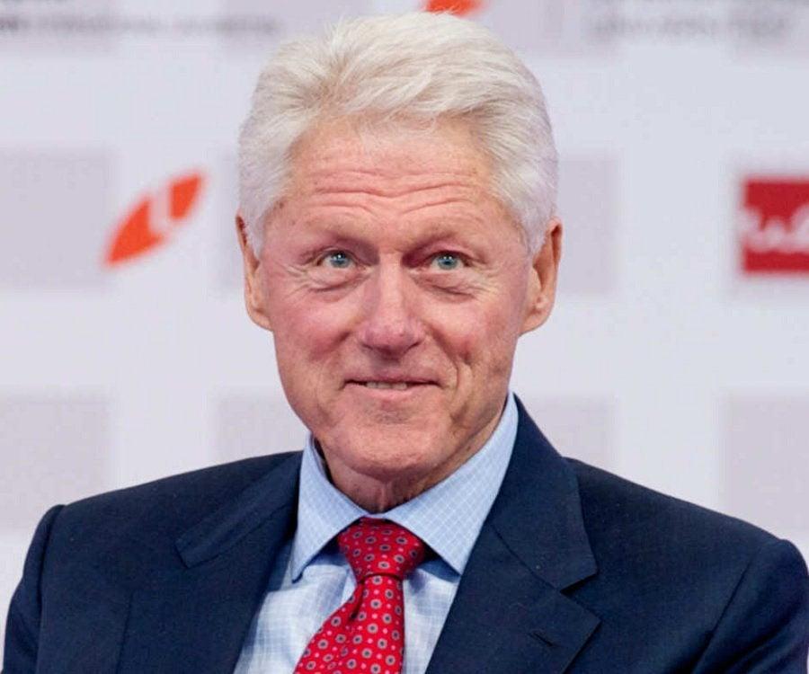 Bill Clinton Biography Childhood Life Achievements