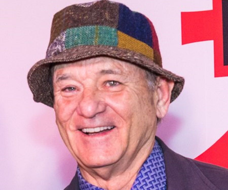 Bill Murray at the St Vin