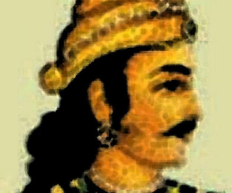Bindusara maurya, rarebangla