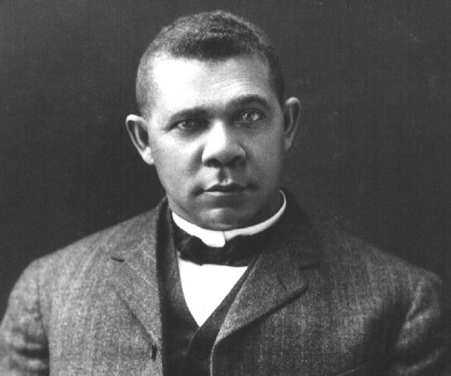 an overview of the life work by booker taliaferro washington an american educator Discover booker t washington quotes, career overview booker taliaferro washington 2004 - booker t washington's own story of his life and work.