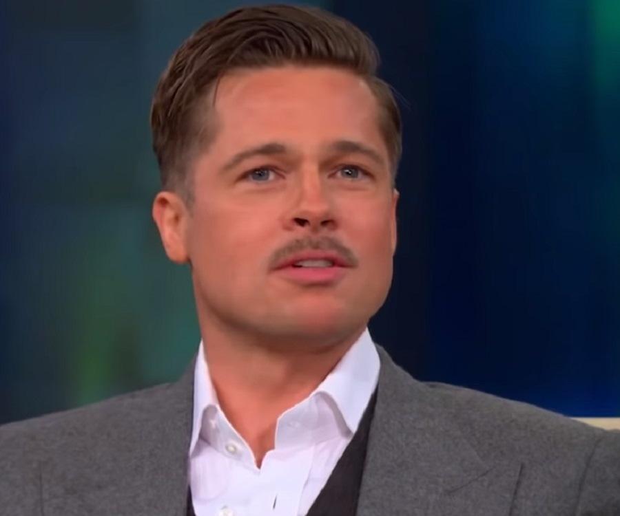 Brad Pitt Biography - ...