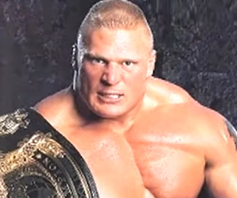 brock lesnar biography facts childhood family life