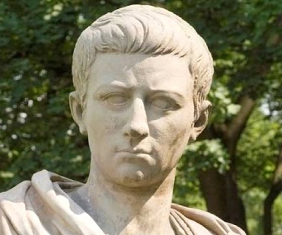 a biography of caligula the emperor of rome At the other end of the spectrum is emperor caligula who the  since tiberius had never been a popular emperor, the citizens of rome  caligula: a biography.