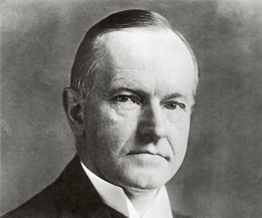 a biography of calvin coolidge Ronald reagan: now you hear a lot of jokes about silent cal coolidge, but i think the joke is on the people that make jokes because if you look at his record, he.