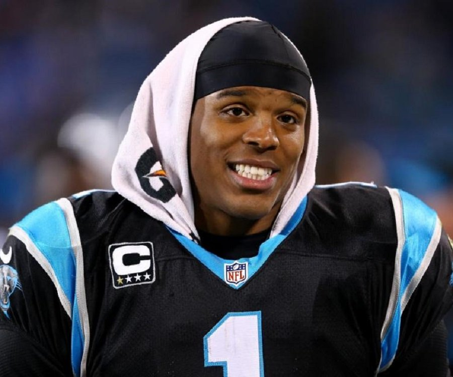 Cam Newton Addresses Patriots Nation After Being Named