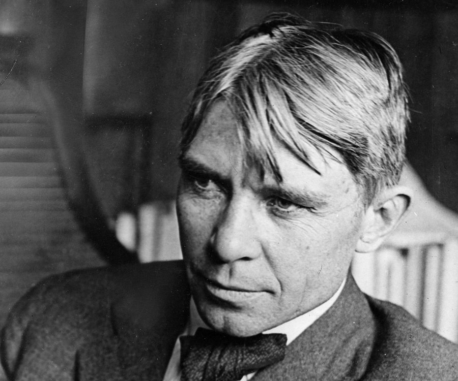 Carl Sandburg Biography Childhood Life Achievements amp Timeline