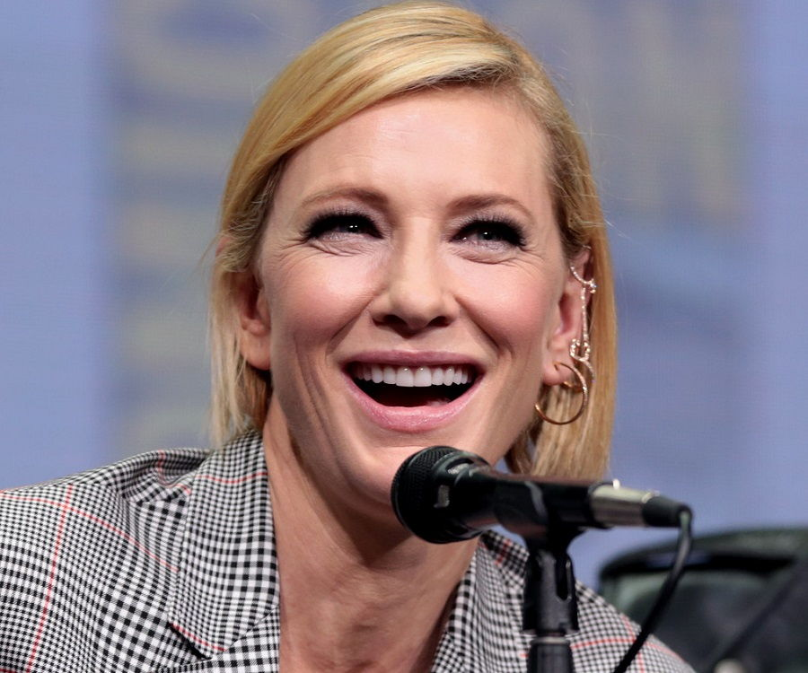 Cate Blanchett Academy Awards