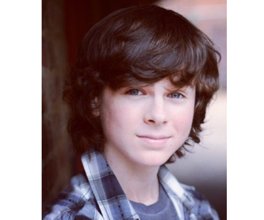 Chandler riggs bio facts family life of actor chandler riggs chandler riggs m4hsunfo