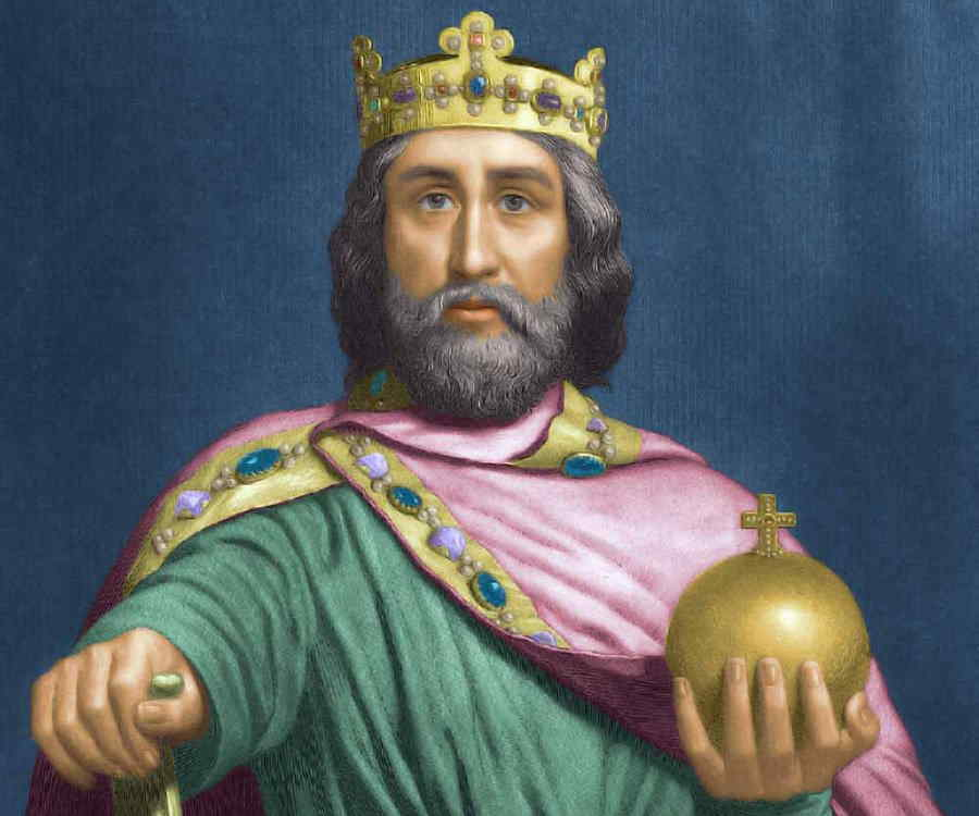 a biography of the charlemagne one of the greatest medieval kings