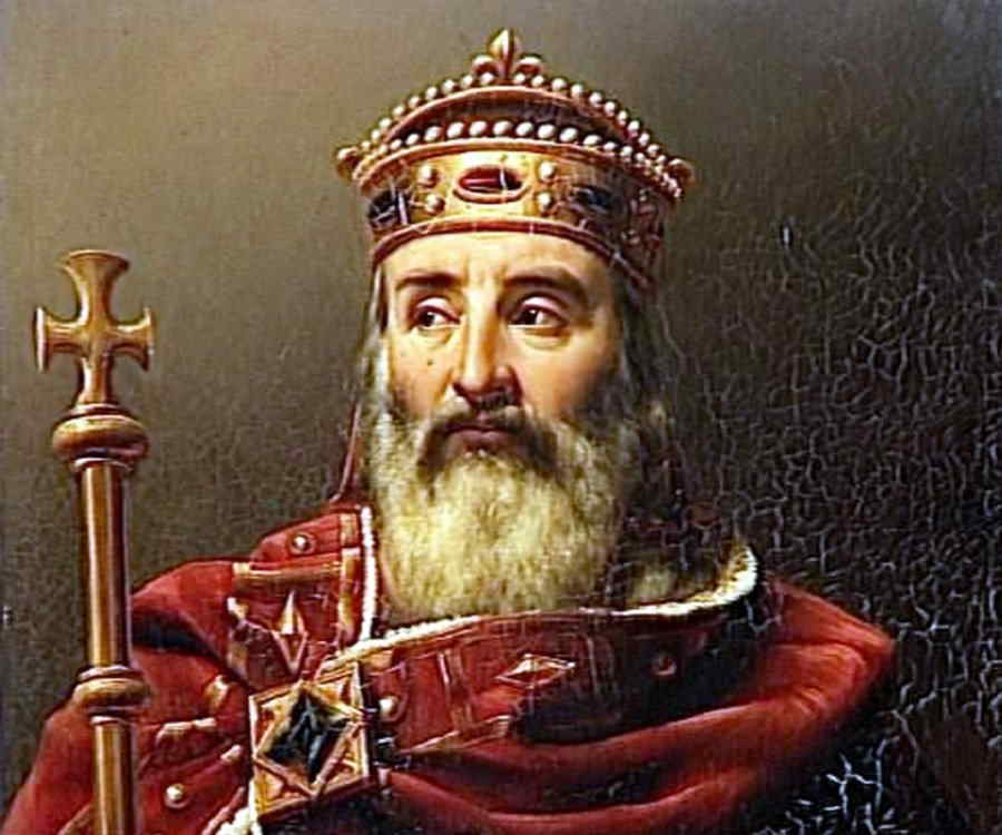 an analysis of the life of charlemagne and the franks in the medieval age Early middle ages exam review  t/f = life in europe after the end of the roman empire was stable and secure  the medieval age,.