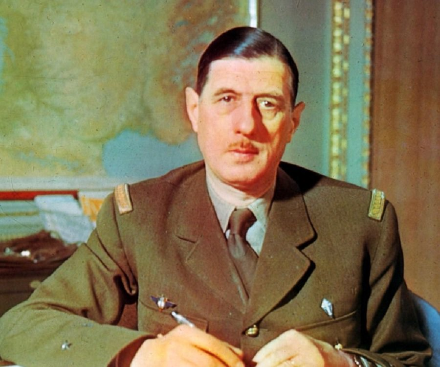 biography of charles de gaulle On the anniversary of de gaulle's london address to free france on 18  his  new biography, a certain idea of france: a life of charles de.