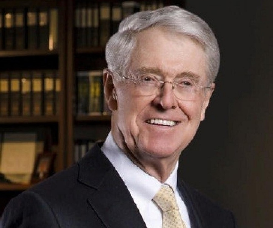 American greed power and lies the koch bros for Charles und david koch