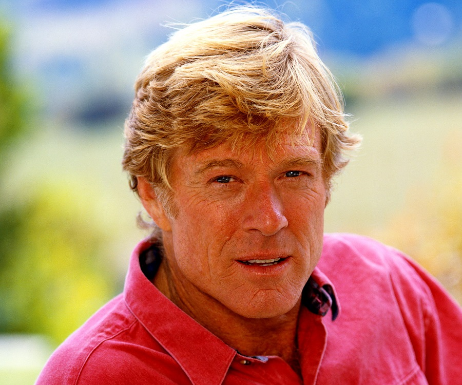 Charles Robert Redford Jr 2721 on golden ford