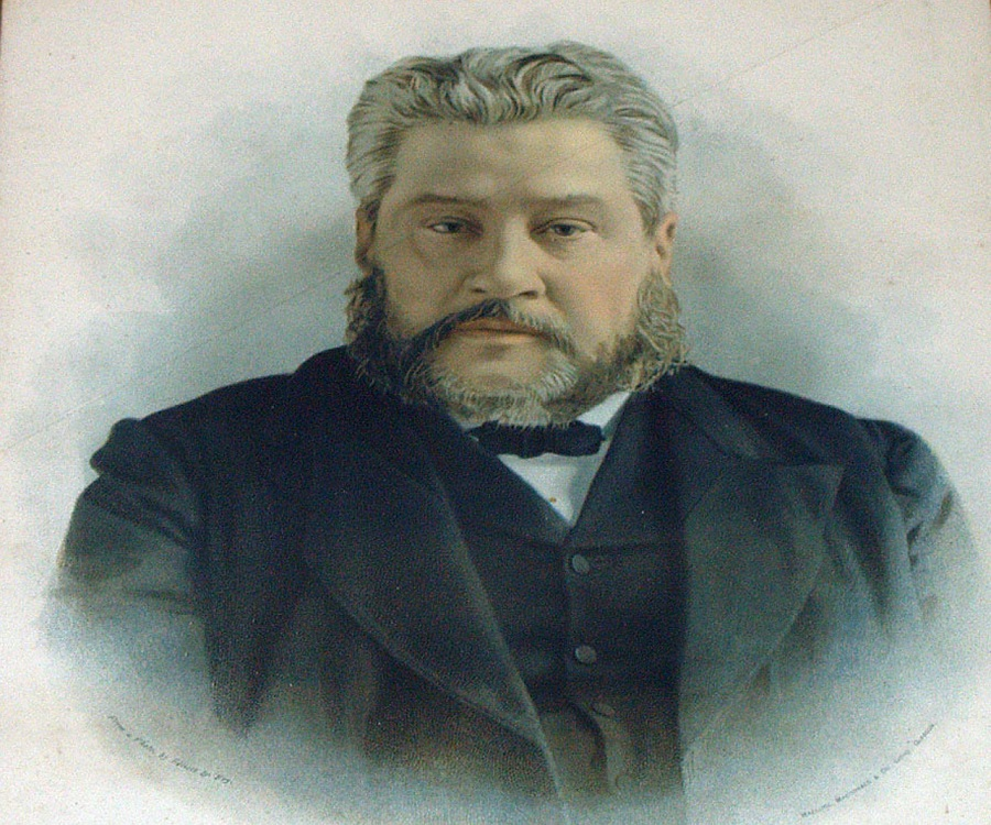 Charles Spurgeon net worth salary