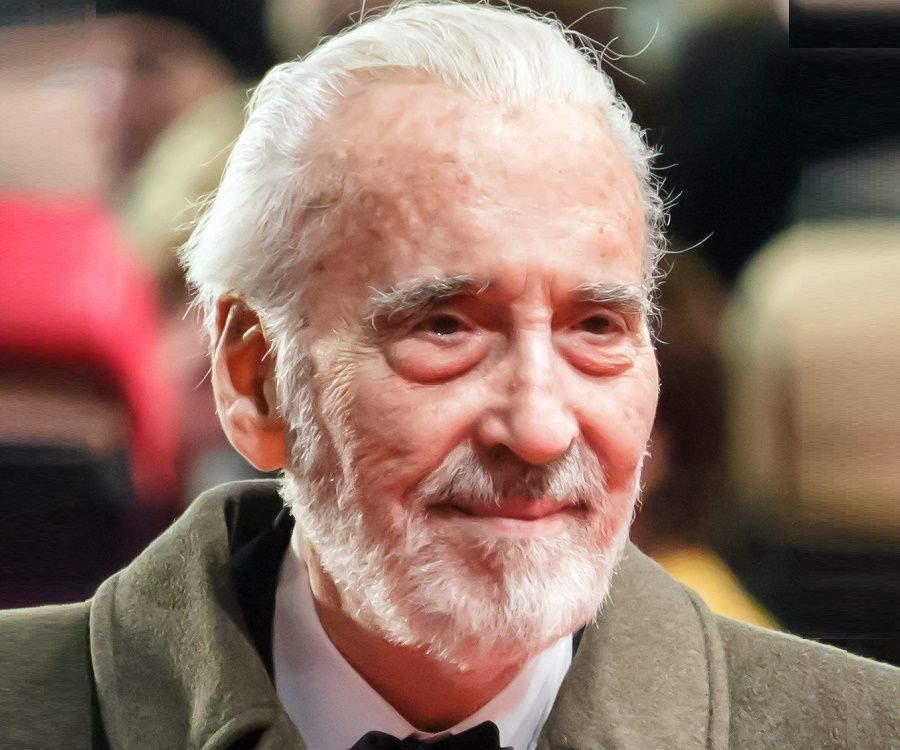 Christopher Lee Biography - Childhood, Life Achievements ...