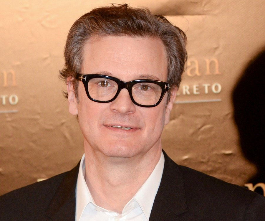 Actor Colin Firth Biog...