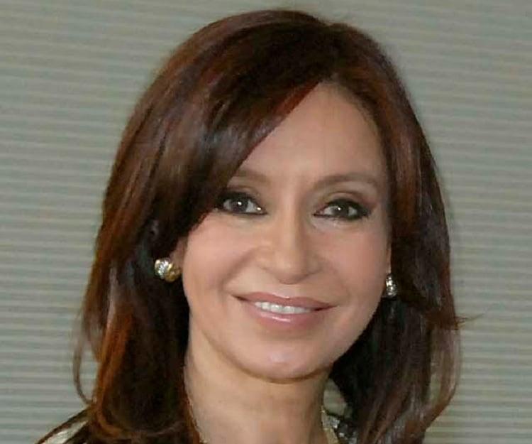 Cristina stor favorit i argentina