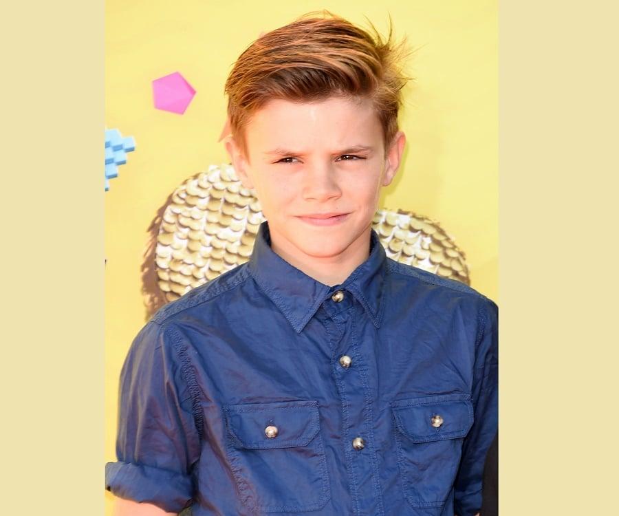Cruz Beckham Bio Facts Family Life Of Son Of David