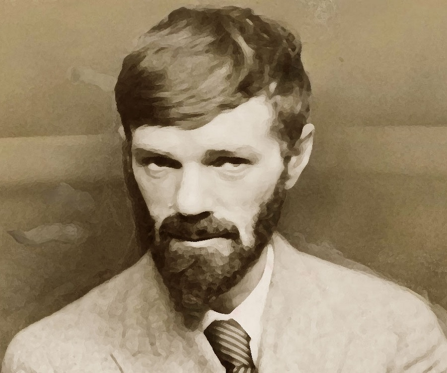 """life and works of d h lawrence At the end of his life, dh lawrence wrote, """"for man, as for flower and  his work  always strove to reconcile the needs of the body with an."""