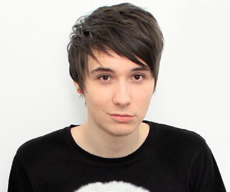 Dan howell date of birth