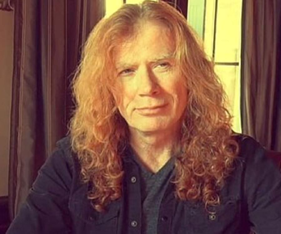 David Mustaine Biography - Childhood, Life Achievements ...