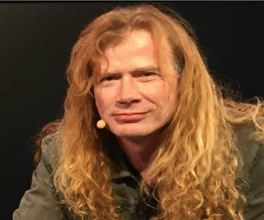 david mustaine biography childhood life achievements