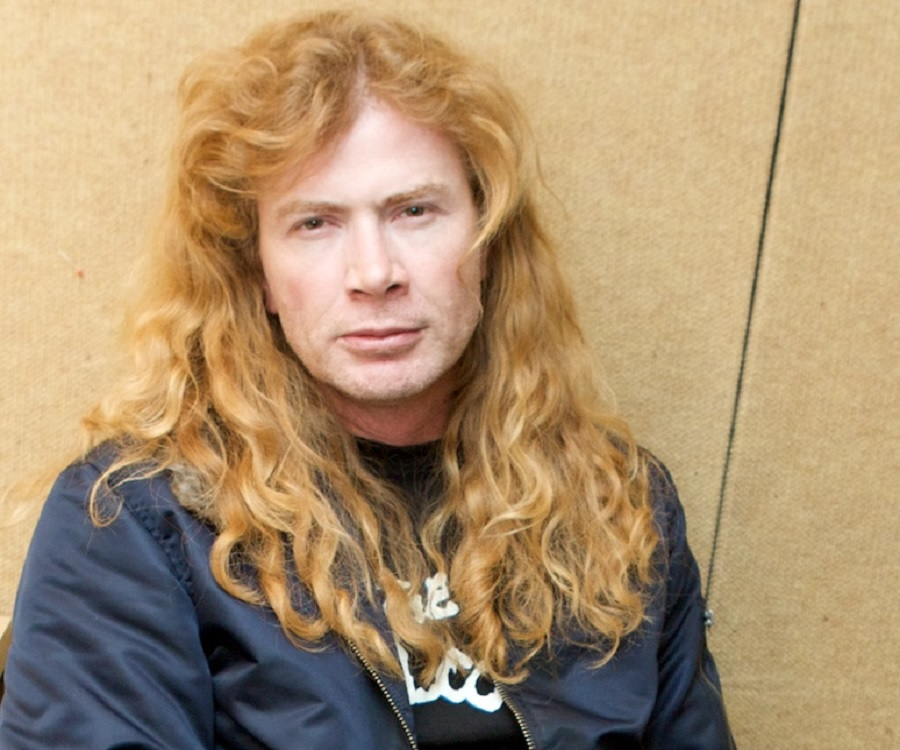 David Mustaine Biography - Childhood, Life Achievements ...
