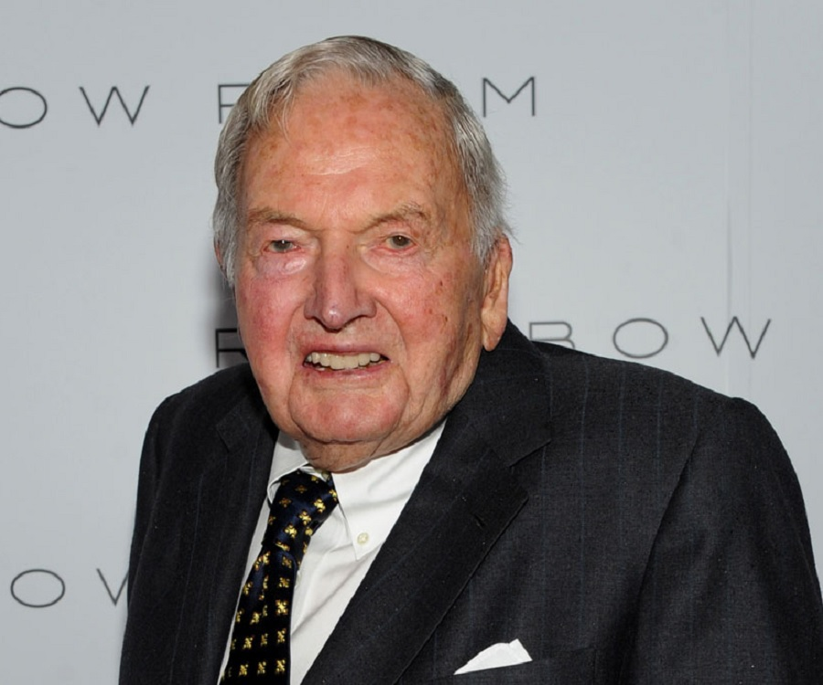 Image result for David Rockefeller