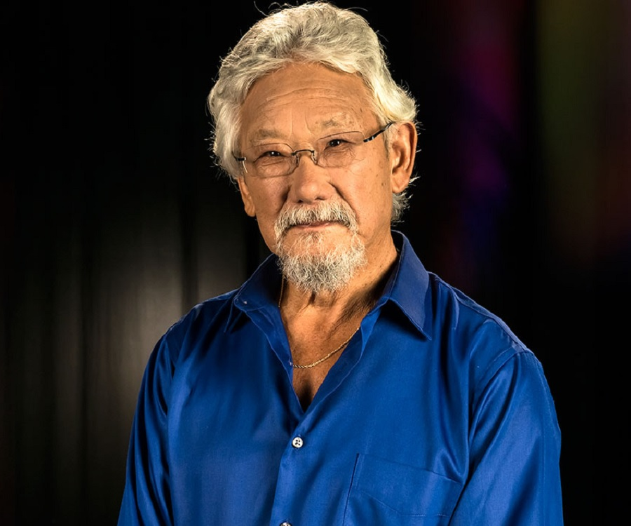 David Suzuki Achievements