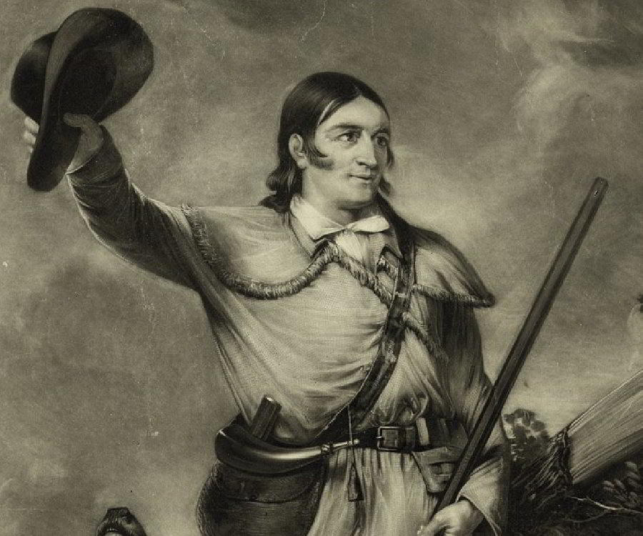 a biography of david crockett David crockett's digital commons page i am not a direct descendant, but i am a first cousin five times removed, and i give great tours of the alamo i served six years as a communications officer in the united states army after college and before graduate school.
