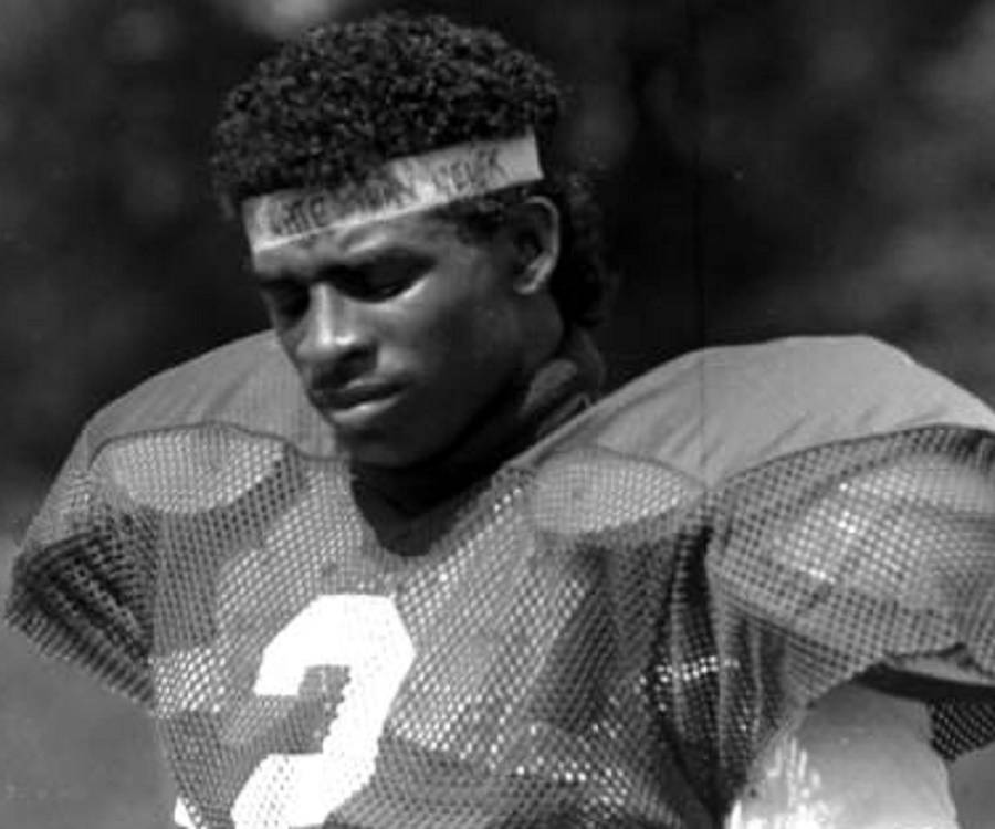 deion sanders biography Pilar sanders is speaking out against the judge in her divorce case claiming he is impressed with deion sanders' celebrity status, rumorfix is reporting exclusively.