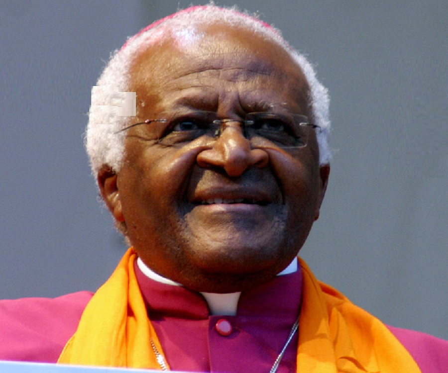 Pin Desmond Tutu Becomes The First Black Anglican Church Bishop In ...