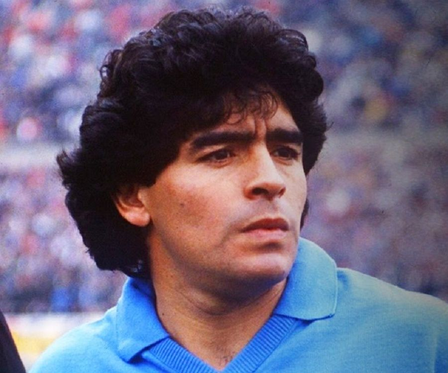 Diego Maradona Biography