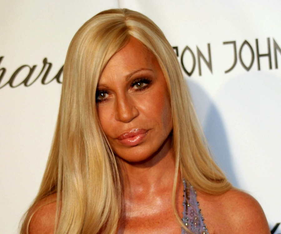 Donatella Versace Nude Photos 75
