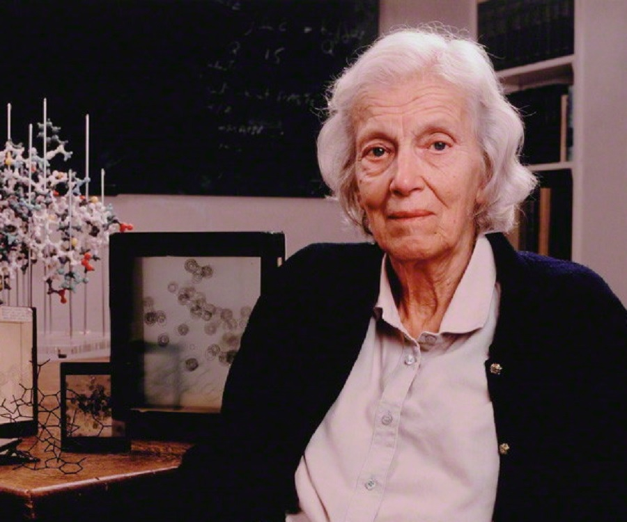 Dorothy Hodgkin Biography Childhood Life Achievements
