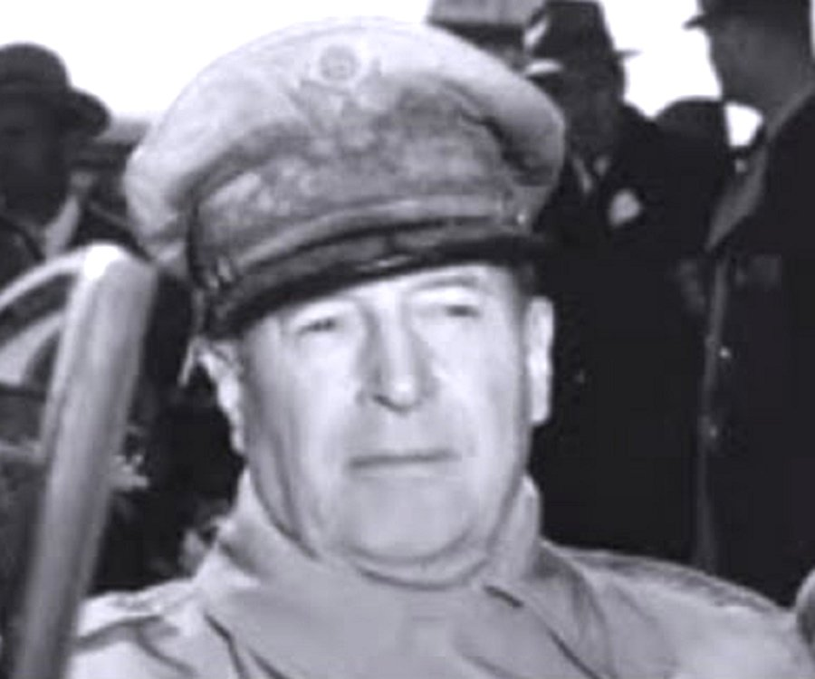 where was general douglas macarthur born