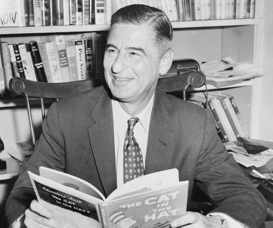 Theodor Seuss Geisel childhood and early life