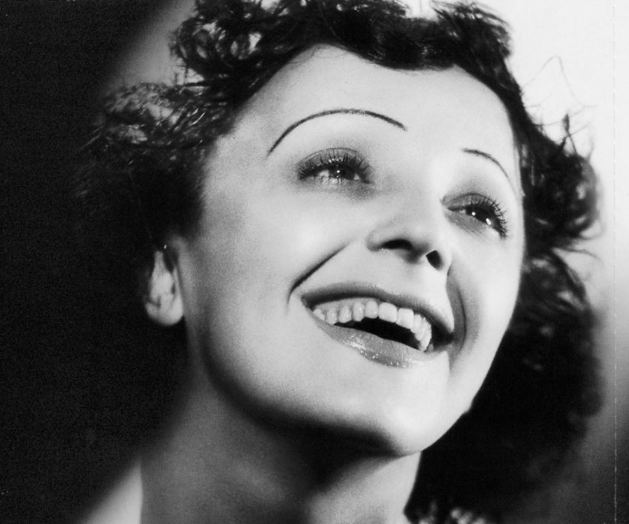 Edith piaf songs lyrics