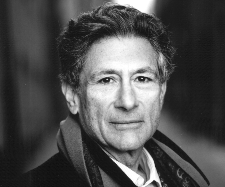 """a biography of said a literary critic and an advocate of the rights of palestinians Edward said (b 1935–d 2003  was an immensely influential literary and cultural critic  is an intimate """"unofficial"""" quasi-biography by a former student ."""