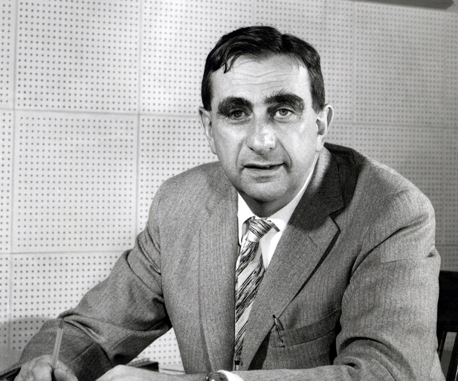 a biography of edward teller a hungarian american physicist Edward teller (original hungarian name teller ede) (january 15, 1908 - september 9, 2003) was a hungarian-born american nuclear physicist of jewish descent he was.