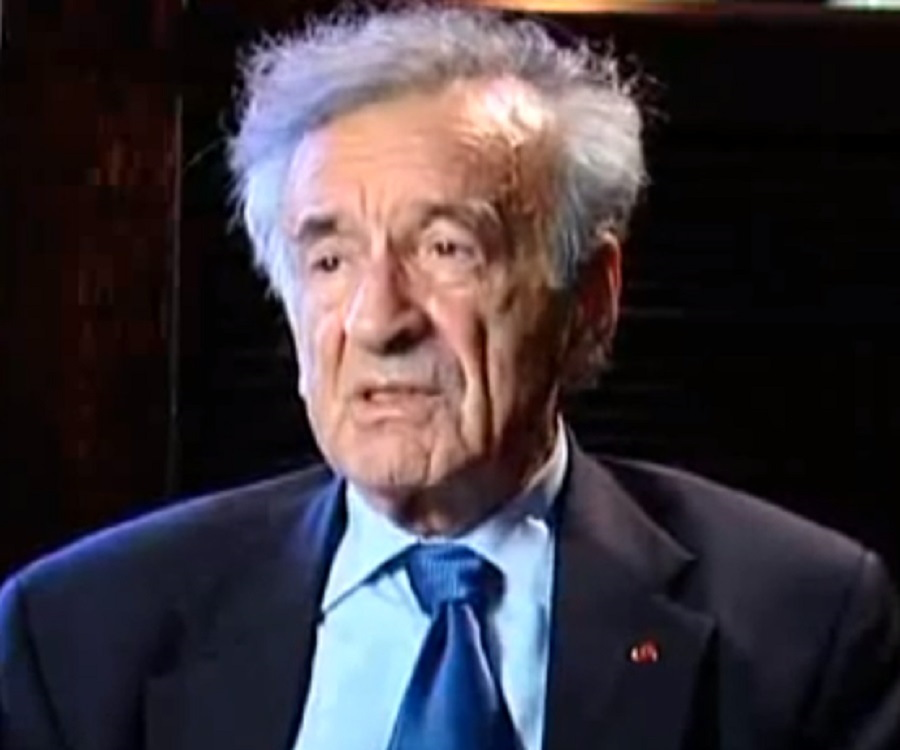 elie wiesel Elie wiesel had to stay in a concentration camp however, he was very lucky because he was freed from the camp what he did first after being released was eating a lot of food.