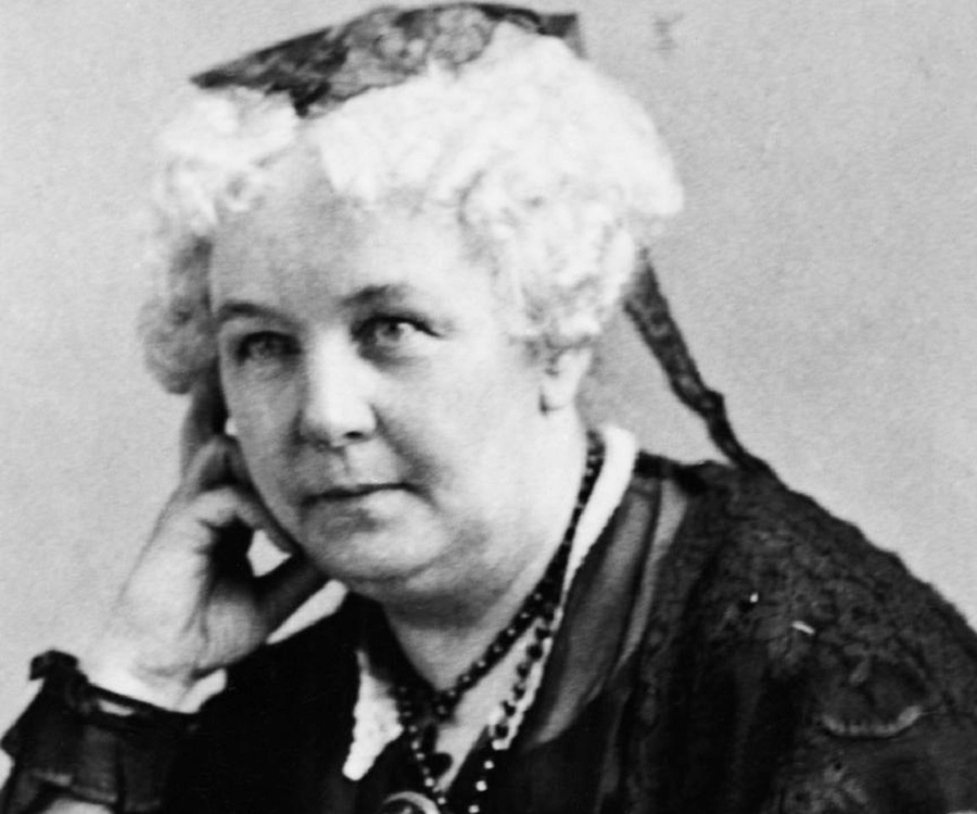 thesis on elizabeth cady stanton Elizabeth cady stanton term papers, essays and research papers available.