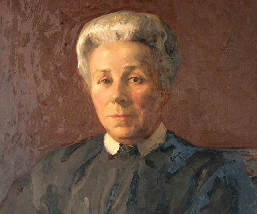 Biography Elizabeth Garrett Anderson Birthday June 9, 1836