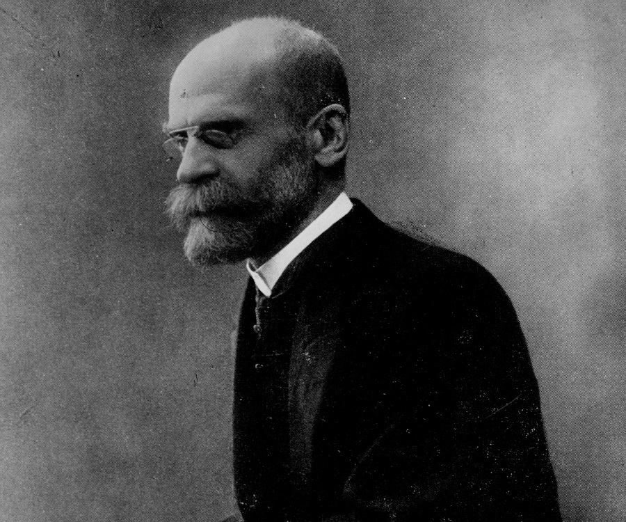 a biography of emile durkheim the first french academic sociologist First published in 1895: emile durkheim's masterful work on the  rules of sociological method  was a french sociologist who formally.