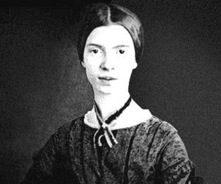 An analysis of death on emily dickinson born in 1830 in amherst massachusetts