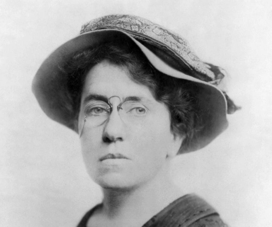 Emma Goldman: a thoroughly modern anarchist