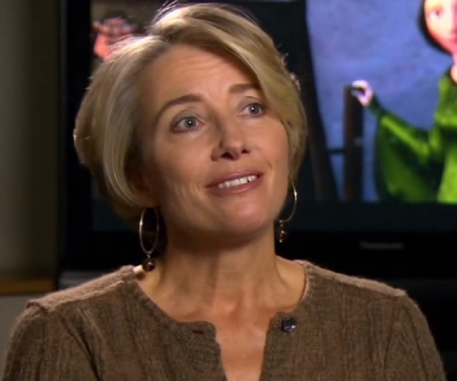 Emma Thompson Biograph...